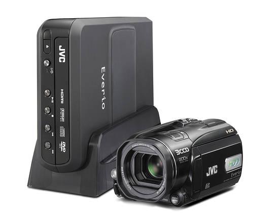 JVC: ��������� HD-������ - HD Everio GZ-HD3