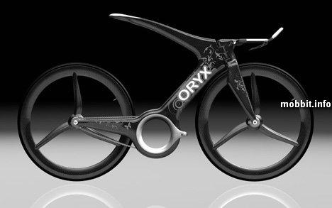 Oryx – концептуальный гоночный велосипед