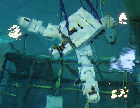 Трёхрукий Eurobot будет помогать обитателям МКС