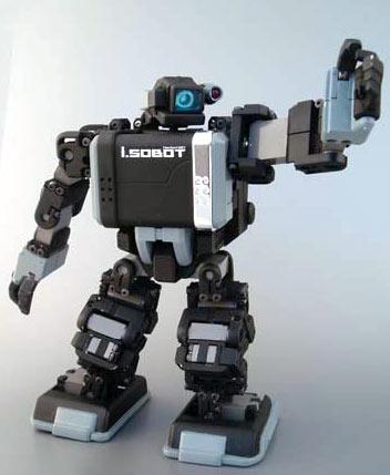 Робот i-Sobot – игрушка для взрослых