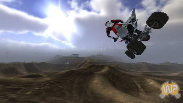 MX vs. ATV Unleashed: Битвы внедорожников в печати