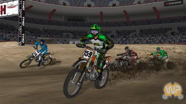 MX vs. ATV Unleashed: ����� ������������� � ������