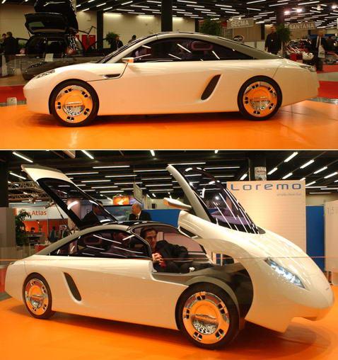 Loremo ������� �� ������� Automotive X Prize