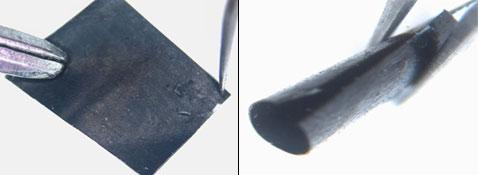 Новая нанобумага хранит электричество