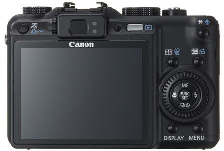 Canon Powershot G9 для «серьезных любителей»