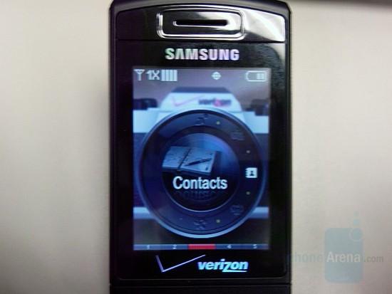Шпионские снимки Samsungs SCH-U900