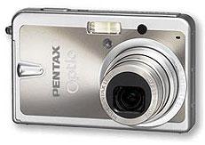 PENTAX Optio S10 – компактная 10,0-Мп камера