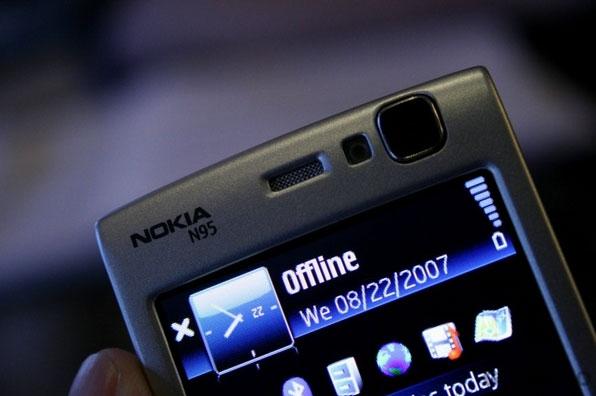 Nokia N95i - ��� �����, � 8 �� ���������� ������