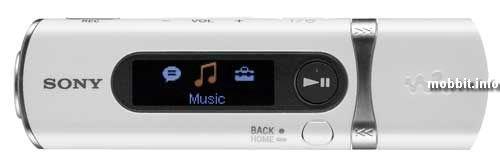 Новый USB Sony Walkman