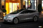Hyundai ������� i-Blue Fuel Cell Electric Vehicle