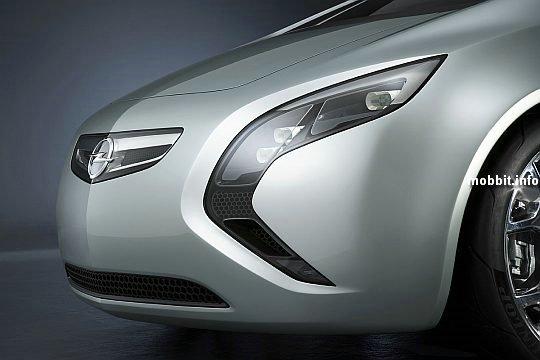 Opel E-Flex � ����� ����������-������