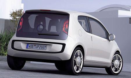 Volkswagen привез во Франкфурт концепт Up!