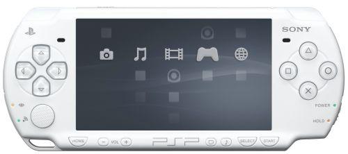 Похудевшая PlayStation Portable в России