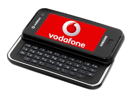 Samsung F700 Croix �������� ������ ������ � Vodafone