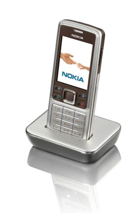 Nokia 6301 с поддержкой технологии UMA