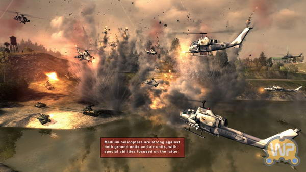 ������� ������ RTS World in Conflict � ���������