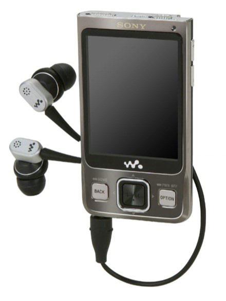 Sony Walkman NW-A910 � ����� ������� ������������