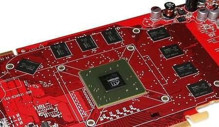 AMD RV670, новые фото и некоторые технические детали