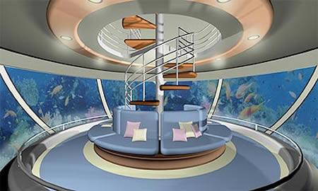 Дом jelly-fish 45 или всё же корабль?