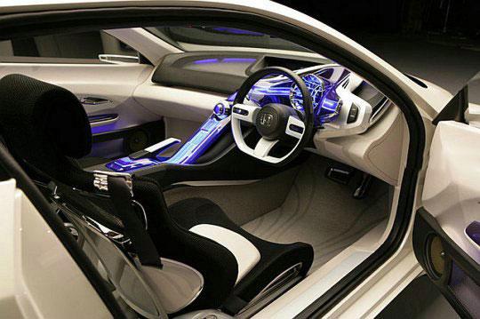 �������������� �������� Honda CR-Z