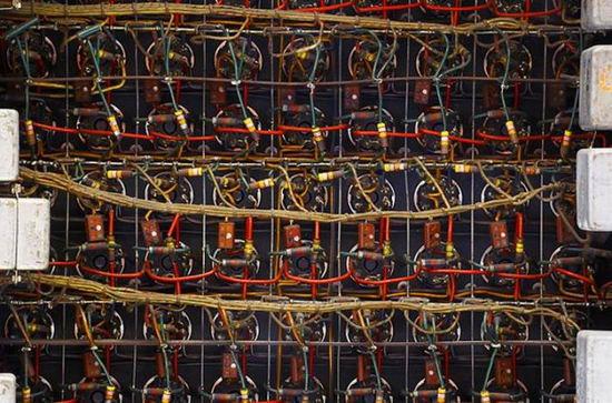 ENIAC Wiring