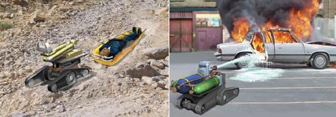 Создан новый универсальный боевой робот