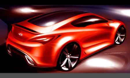 Концепт купе Genesis от Hyundai