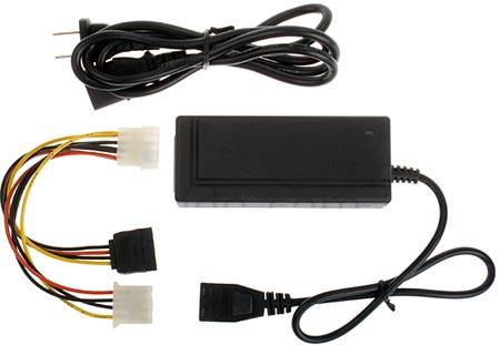 Подключение eSATA-винчестера в порт USB