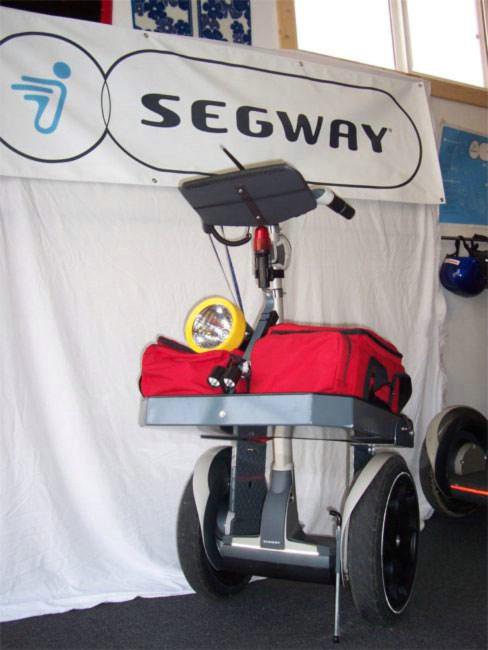 Тюнингованные Segway'и