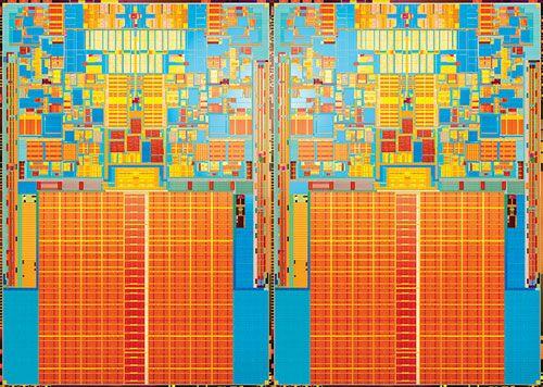 Официальный релиз 45-нм процессоров Intel