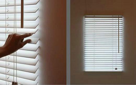 Искусственное окно своими руками
