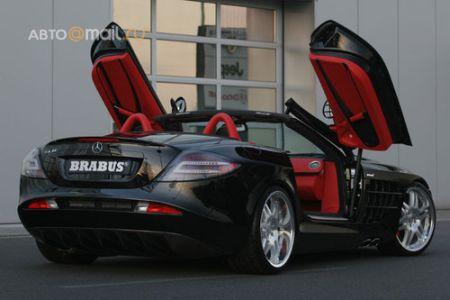 Brabus показал один из самых дорогих автомобилей