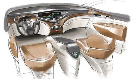 Nissan привезет в Детройт концепт Forum