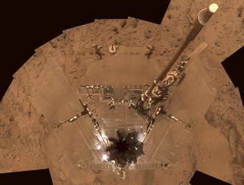 Благоприятный для жизни участок Марса