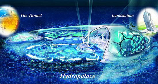 ��������� ����������� �������� Hydropolis