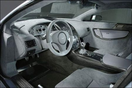 Aston Martin: концепт V12 Vantage RS