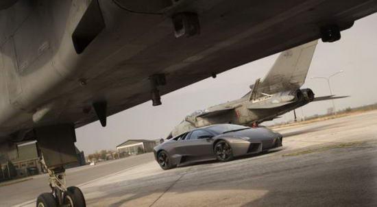Lamborghini Reventon ������ ����������� Tornado