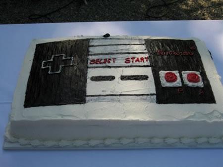 Nintendo и свадебные торты