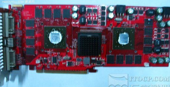 Фото Radeon HD 3870 X2 с CES 2008 и первые тесты