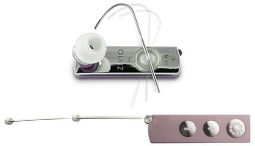 Bluetooth-гарнитура Joby Zivio с видвижным микрофоном