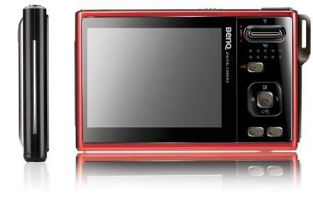 BenQ выпустила самую тонкую 8-Мп камеру