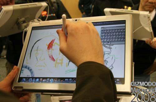 Axiotron ModBook � ������ ���������� �� ���� Mac OS �