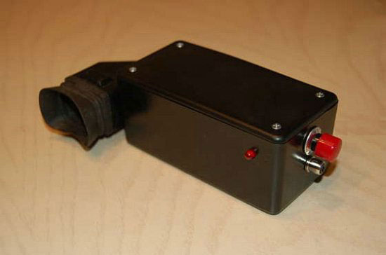 Камера ночного видения из обычной кассетной камеры