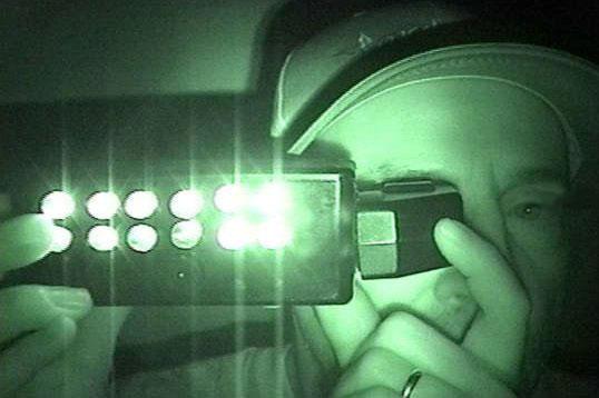 Прибор ночного видения своими руками из веб камеры
