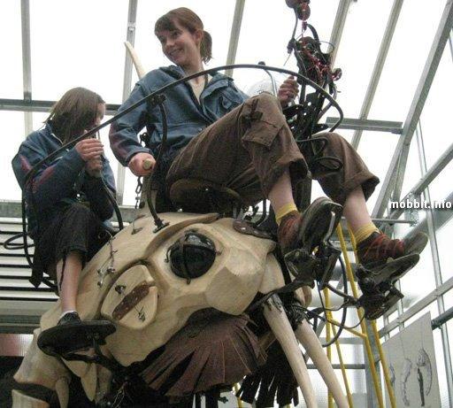 Les Machines de l'ile de Nantes – интересная выставка