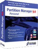 Partition Manager 9.0 - ���������� ��������� HDD