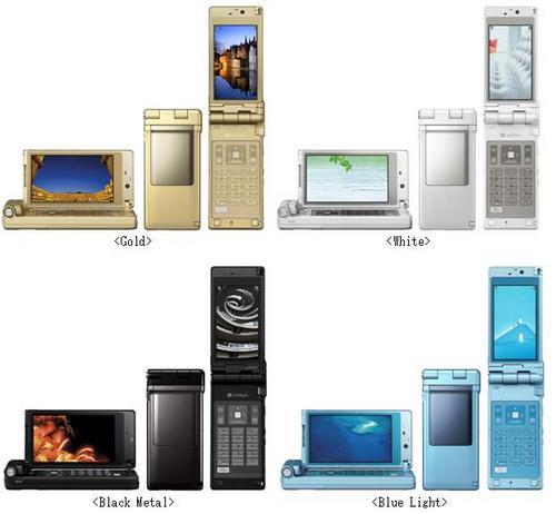 Panasonic VIERA 920P - телефон и телевизор