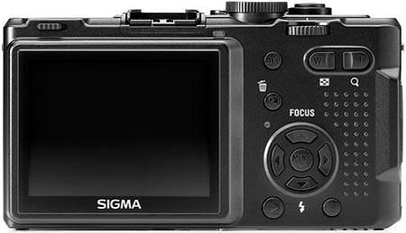 Sigma DP1: DSLR в корпусе компактной камеры