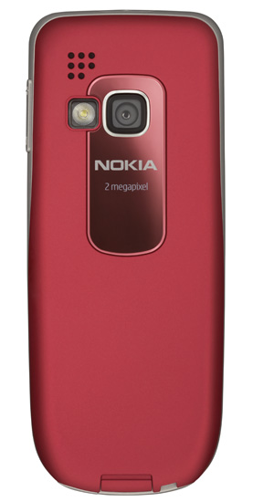 Nokia 3120 classic: недорогой 3G-телефон