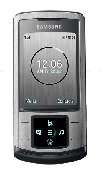 Samsung Soul U900: новый флагман линейки Ultra Edition
